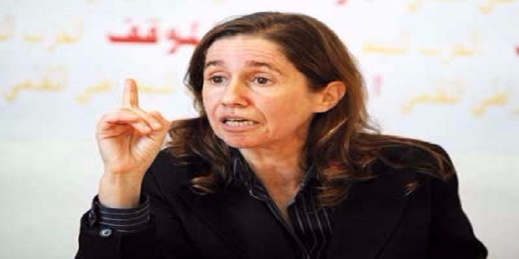 مية الجريبي: 'لم أتنحعن الأمانة العامة للحزب الجمهوري بسبب الظروف التي أمرّ بها'