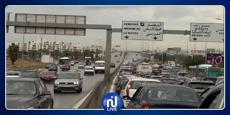 الأحد المقبل: تحويل جزئي في حركة المرور بهذه الطرقات