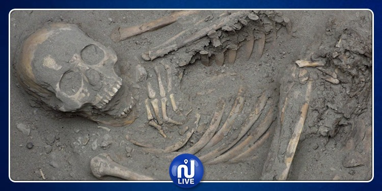 يسرق الهياكل العظمية من القبور ليصنع منها حساءً