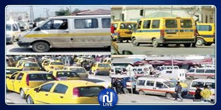 Les professionnels du Transport protestent ce lundi