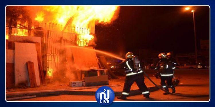 خاص/وادي الليل: الابن قتل والدته وشقيقاته وأضرم النار في المنزل!