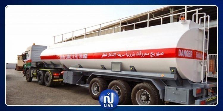Annulation de la grève des transporteurs de carburants