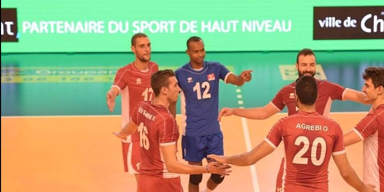 كرة الطائرة: المنتخب التونسي يختتم دورة ''شومون'' الفرنسية بمواجهة نادي نانت