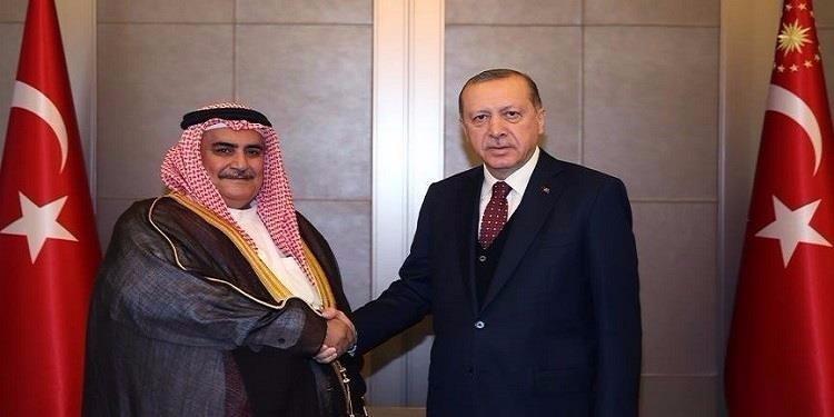 أردوغان: أزمة قطر يجب أن تنتهي قبل نهاية رمضان