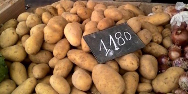 المنستير: حجز 200 كلغ من البطاطا وإعادة بيعها بالسعر القانوني