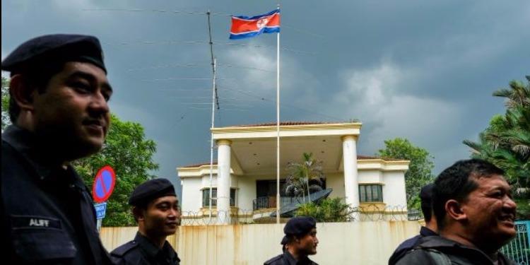 حظر سفر الماليزيين إلى كوريا الشمالية