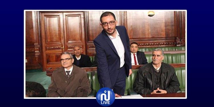 3 أشهر سجنا في حق النّائب ياسين العيّاري