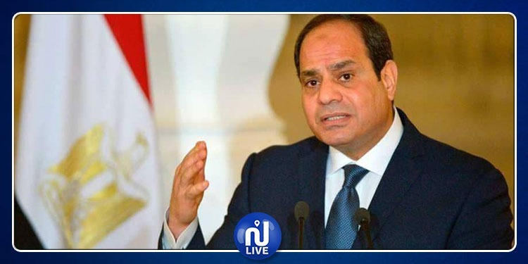 السيسي: لا أحد بإمكانه التدخل في عمل القضاء المصري