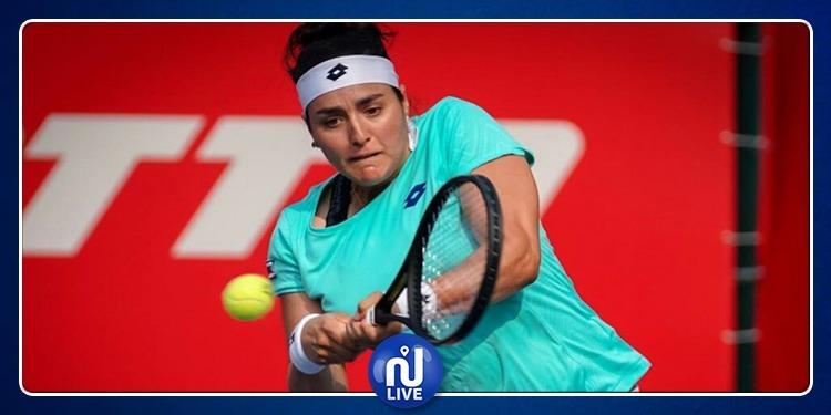 Tennis - Open d'Australie: Ons Jabeur éliminée au 1er tour