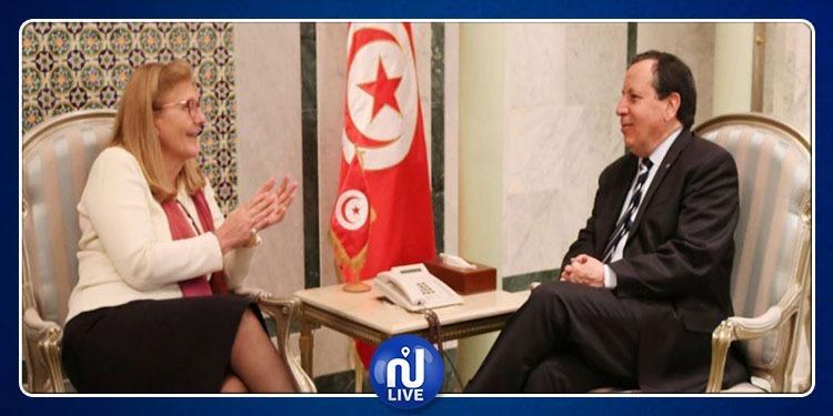 الجهيناوى يلتقي سفيري اليونان والسعودية