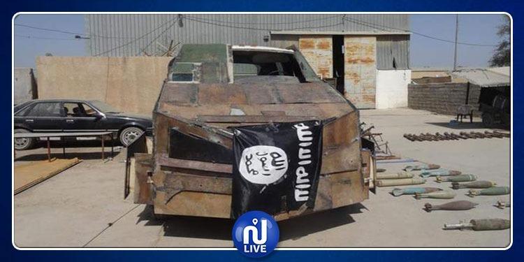 تنظيم ''داعش'' ينشر سيارات مفخخة دفاعا عن وجوده