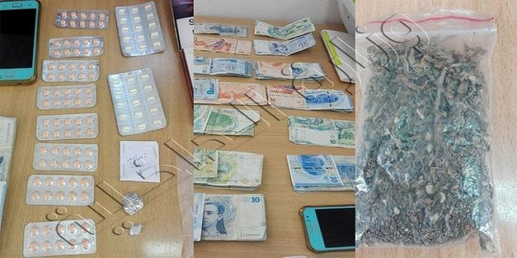 أريانة: القبض على 3 أشخاص من أجل مسك واستهلاك وترويج مادّة مخدّرة