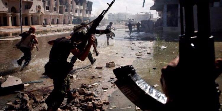 مصير جثث الإرهابيين التونسيين في ليبيا