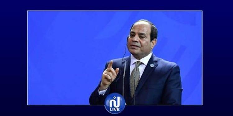 السيسي: 'قواتنا المسلحة ستتحرك إذا تعرض أمن الخليج لخطر مباشر'