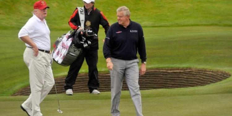 Donald Trump a dépensé 77 millions de dollars…en parties de golf