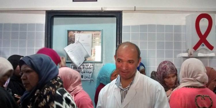 سليانة: عيادات مجانية للوقاية من سرطان الثدي بالمستشفى المحلي بمكثر (صور)