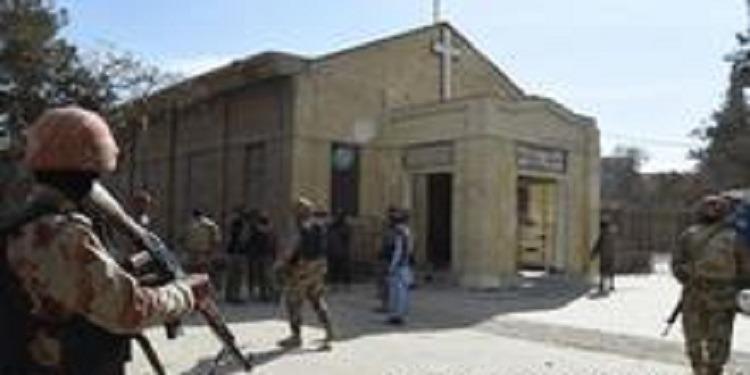 تنظيم داعش الإرهابي يتبنى الهجوم على كنيسة في باكستان (صور)