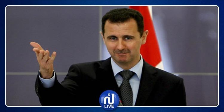 أول الرؤساء المهنئين لبشار الأسد بمناسبة السنة الجديدة