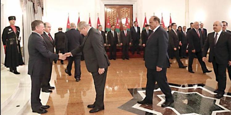 الأردن: تعديل حكومي يشمل 9 وزراء