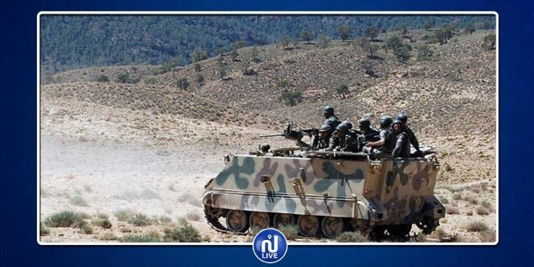 القصرين: عمليات تمشيط لمرتفعات جبل سمامة ومداهمات لمنازل مشبوهة
