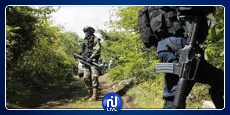 Kef : à la recherche d'un terroriste muni d'une kalachnikov