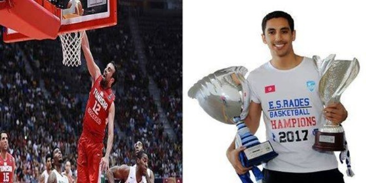 Basketball: Abada et Ben Romdhane à Saint-Chamond