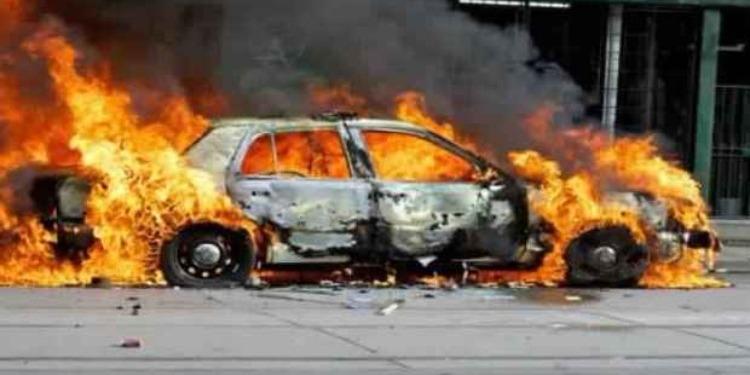 جندوبة: مصدر أمني يوضّح ملابسات احتراق 4 سيارات في ظروف غامضة