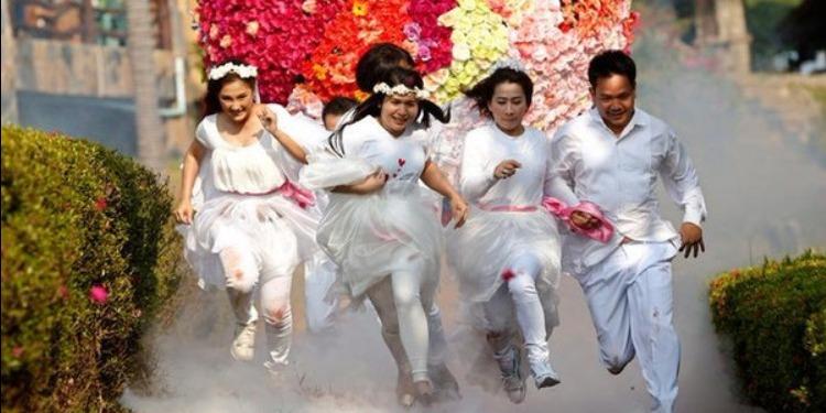 تايلاند تقدم ''أقراص الحب'' لتحفيز مواطنيها على الإنجاب (صور)