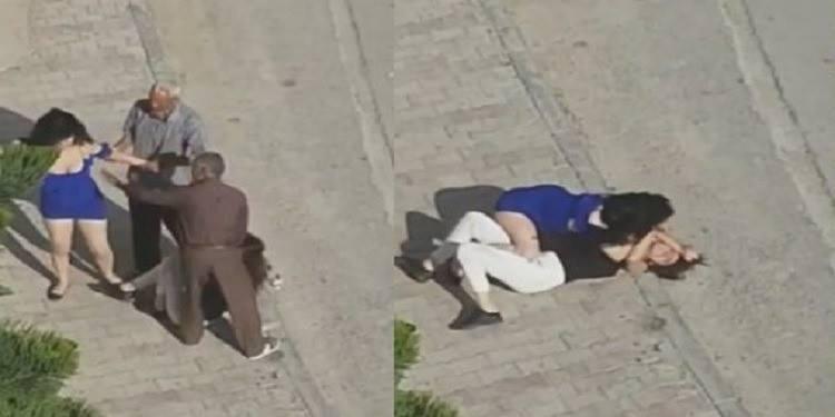 Violente bagarre entre deux jeunes femmes à Sousse (Vidéo)