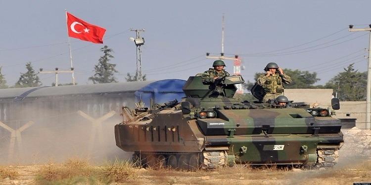 الجيش التركي يعلن تدميره لمواقع لـ''بي كا كا'' جنوب شرقي البلاد