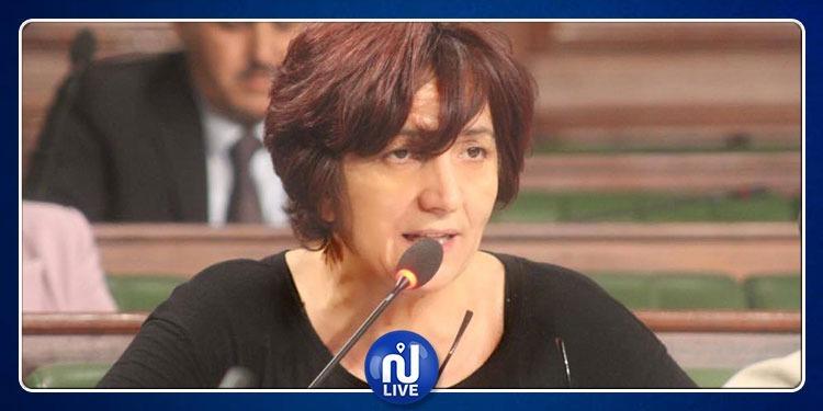 سامية عبو: من غير المعقول أن تكون النهضة الجلاد والحكم في نفس الوقت