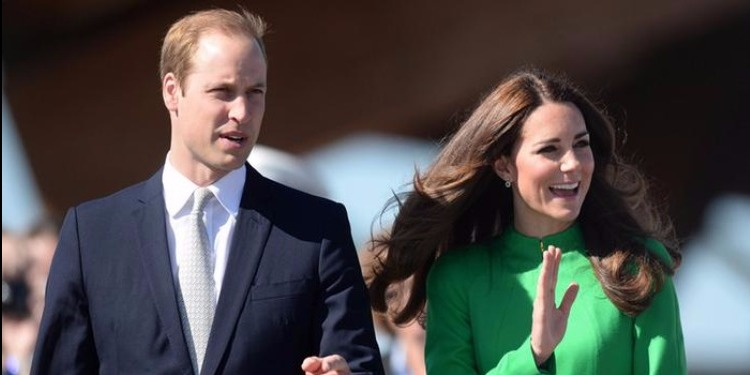 الأمير ويليام وزوجته ينتظران مولودا ثالثا