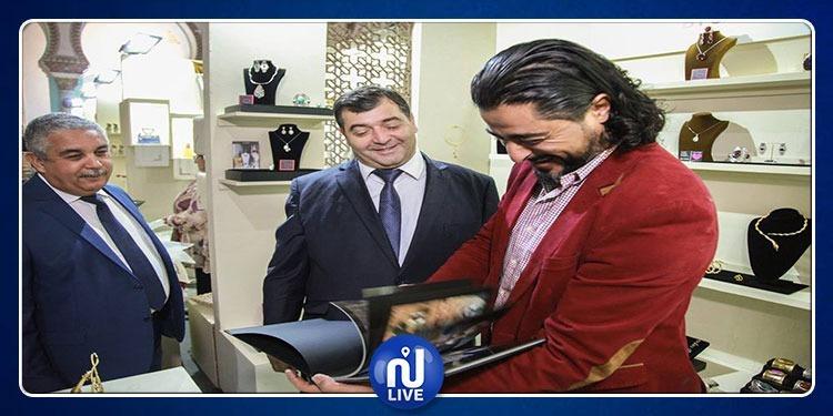 قرطاج:  إفتتاح 'معرض هدايا الصناعات التقليدية' (صور)
