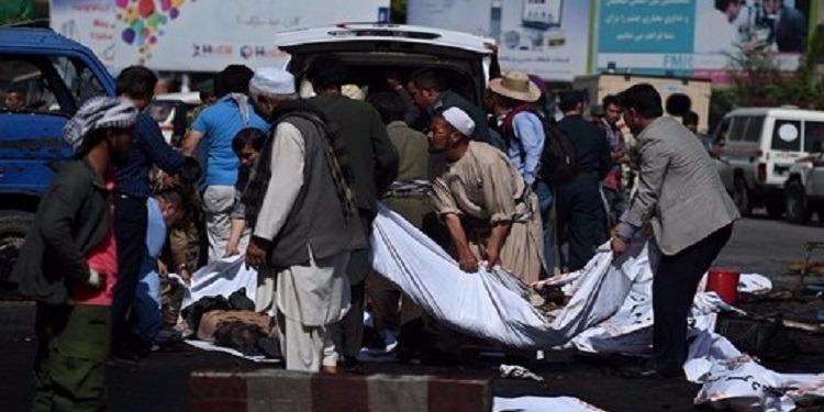 ''داعش'' يتبنى هجوما على مسجد في كابول
