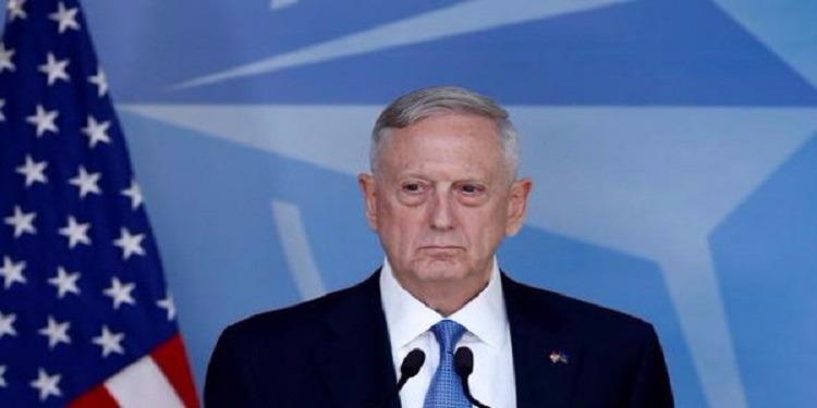 وزير الدفاع الأمريكي: لا شك في أن نظام الأسد هو من خطط ونفذ الهجوم الكيميائي