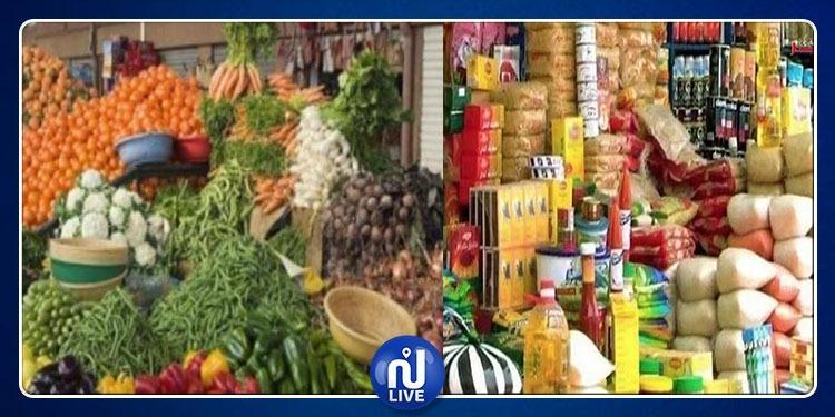 أول أيام رمضان: توفر مختلف المواد الغذائية بنسق عادي في المنستير