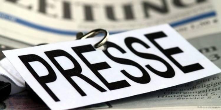 Six organisations de la société civile solidaires avec les journalistes
