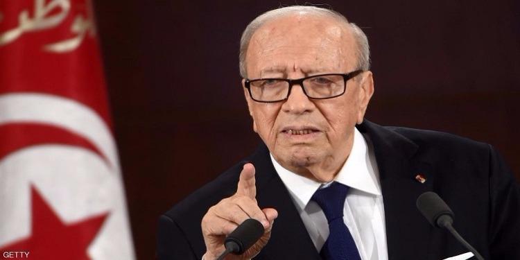 الباجي قائد السبسي : تونس في طريقها للقضاء على الإرهاب