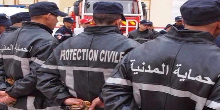 Radès : Incendie au bureau frontalier des dépôts et des espaces de dédouanement