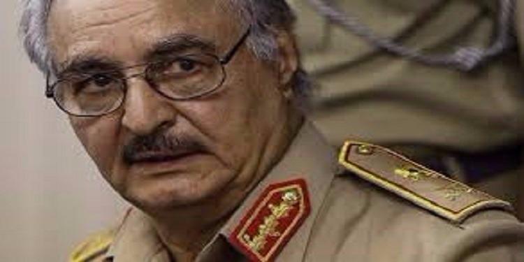 ليبيا: بإشراف المشير خليفة حفتر.. غرفة عمليات مشتركة مع مصر لاستهداف القاعدة