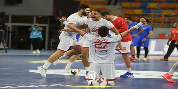 Handball – Mondial : La Tunisie affronte l'Angola à 18h