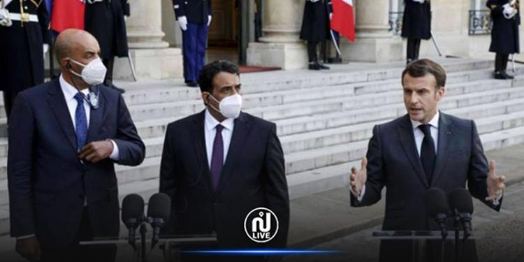 Réouverture de l'ambassade de France en Libye