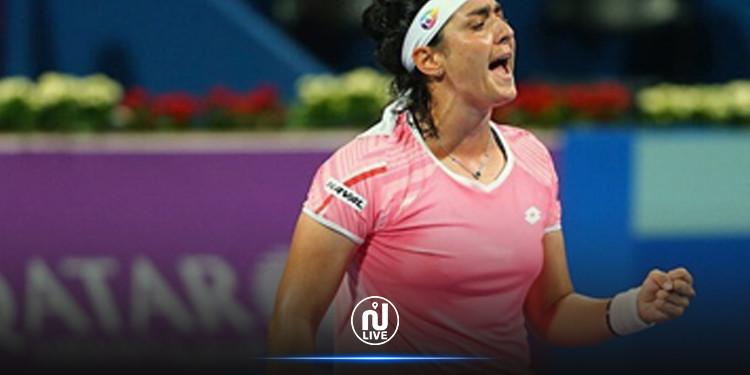 Ons Jabeur 27ème au classement WTA