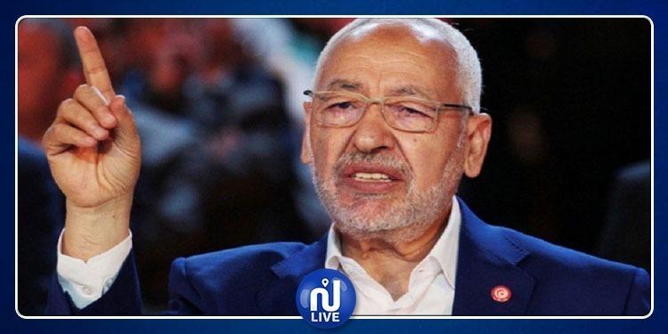 الغنوشي: ''الجنوب منطقة نهضاوية ولا تحتاج حملة انتخابية''