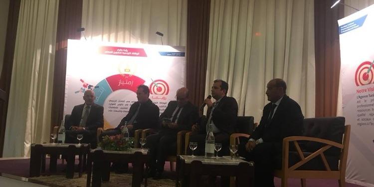 فوزي عبد الرحمان : ''إخترت الدّولة وسأبقى على رأس وزارة التكوين المهني والتّشغيل''