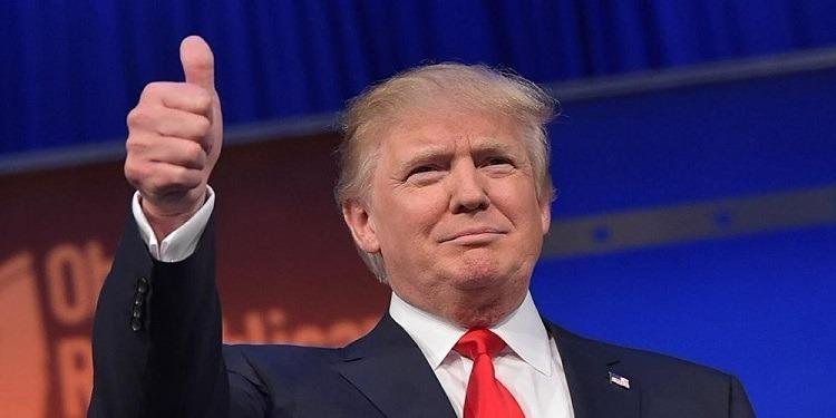 دونالد ترامب : أكبر نعمتين في حياتي، رجاحة العقل وشدة الذكاء