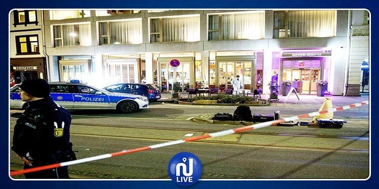 ألمانيا: اصابة عدد من الأشخاص في حادث دهس