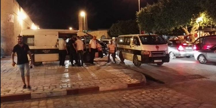 Kairouan : Arrestation de l'agresseur d'un imam (Photos)