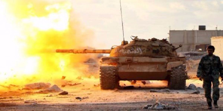 صلاح الدين الجمالي: طرابلس اصبحت مستنقعًا للميليشيات الإسلامية
