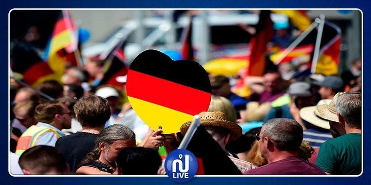ألمانيا: متظاهري ''السترات الملونة'' يبدأون بالإحتجاج